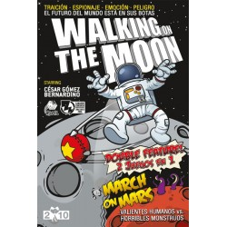 Walking on the moon + March...