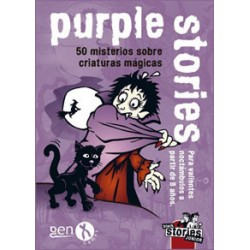 Purple Stories Junior