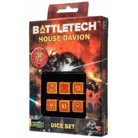 Battletech. House Davion D6...