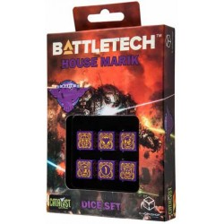Battletech. House Marik D6...