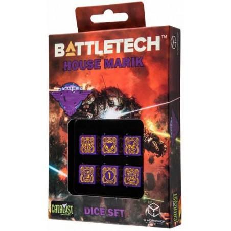 Battletech. House Marik D6...