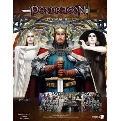 Pendragon: Pantalla del DJ