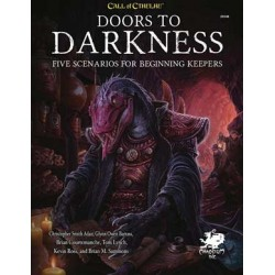 Call of Cthulhu. Doors to...