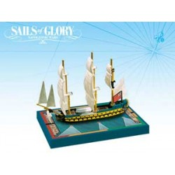 Sails of Glory. HMS Prothee...