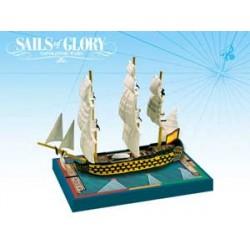Sails of Glory. Santa Ana...