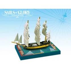 Sails of Glory. San Agustin...