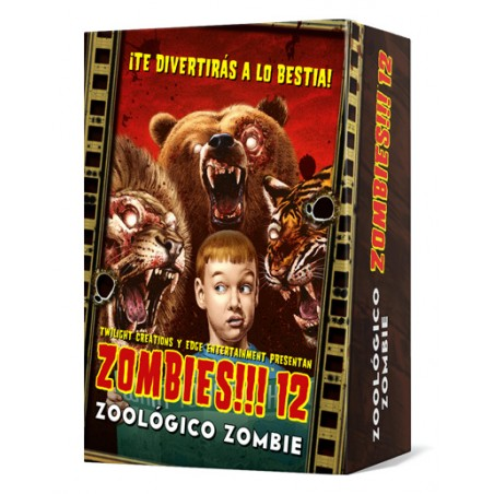 Zombies!!! 12: Zoológico...