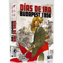 Días de Ira: Budapest 1956...