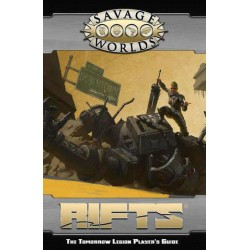 Rifts: The Tomorrow Legion...