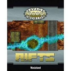 Rifts Map: Wasteland Portal...