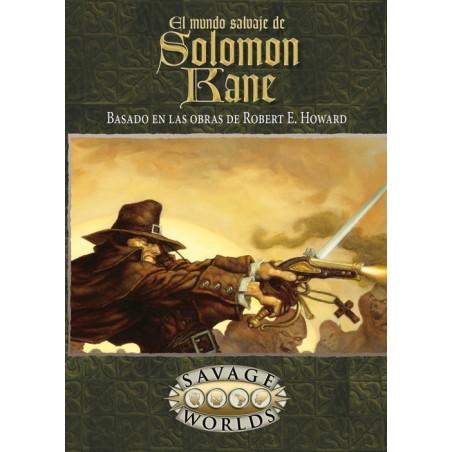 Solomon Kane. El juego de rol
