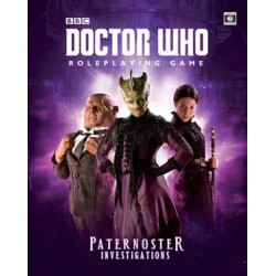 Doctor Who. Paternoster...