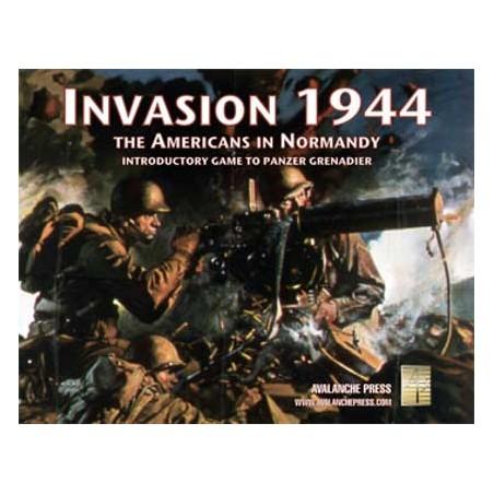 Panzer Grenadier: Invasion...