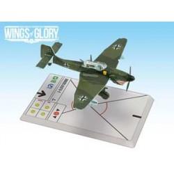 WW2 Wings of Glory. Junkers...