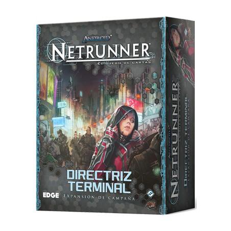 Netrunner LCG. Directriz...