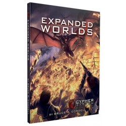 Cypher System: Expanded Worlds
