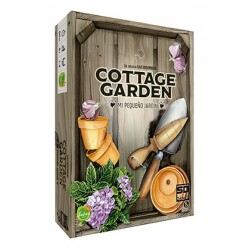 Cottage Garden: Mi pequeño...