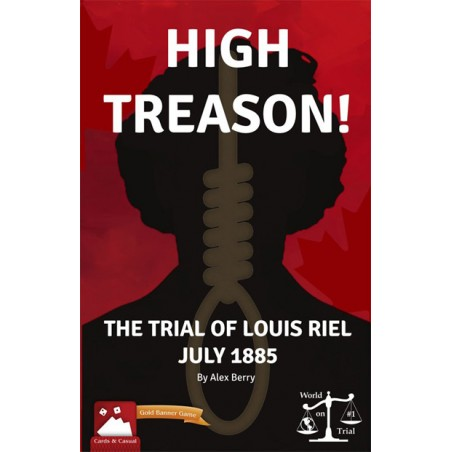 High Treason: The Trial of...