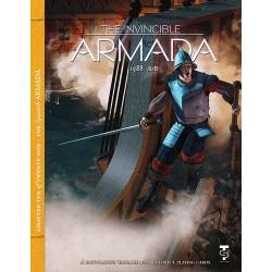 The Invincible Armada 1588 AD