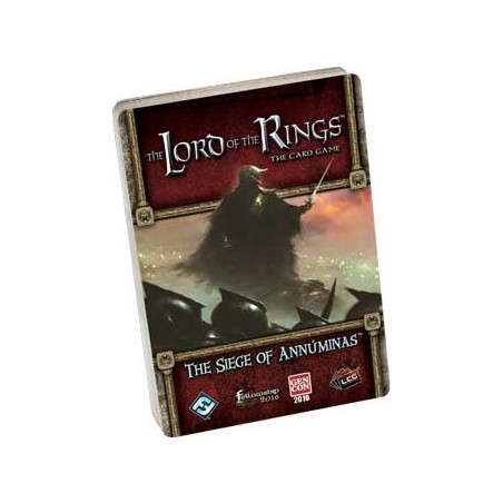 The Lord of the Rings LCG....