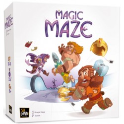 Magic Maze (castellano)