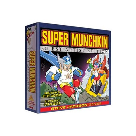 Supermunchkin (en inglés)