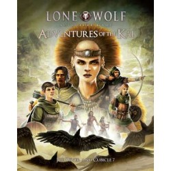 Lone Wolf: Adventures of...