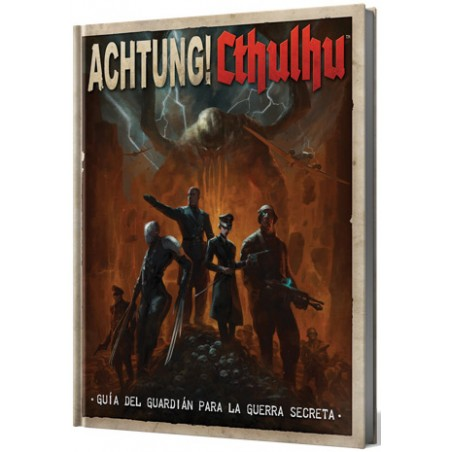 Achtung! Cthulhu - Guía del...