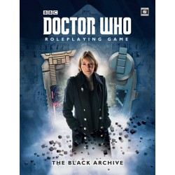 Doctor Who. The Black Archive