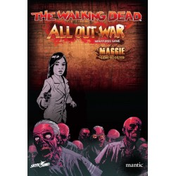 The Walking Dead: Caja Maggie