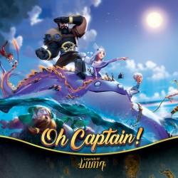 Oh Captain! (inglés)