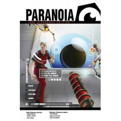 Paranoia: Red Clearance...