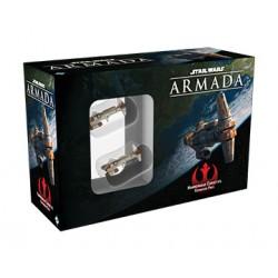 Star Wars: Armada. Corbetas...