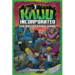 Kaiju Incorporated...