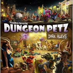Dungeon Petz: Dark Alleys...