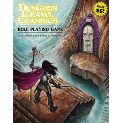 Dungeon Crawl Classics RPG:...
