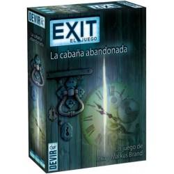 Exit - 1: La Cabaña Abandonada