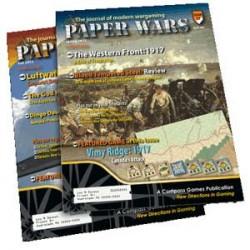 Paper Wars 85. Russia Falling