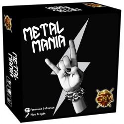 Metalmanía + extra