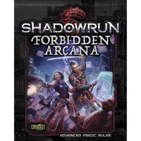 Shadowrun 5th. Forbidden...