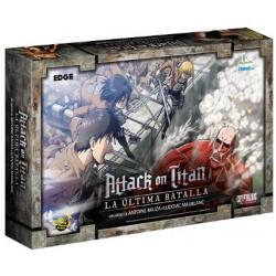 Attack on Titan: La última...