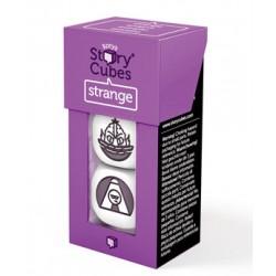 Story Cubes: Extraño