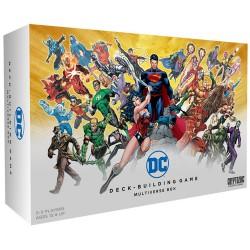 DC Comics Deck-Building...