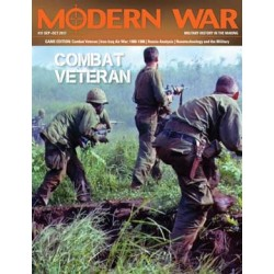 Modern War 31: Combat Veteran