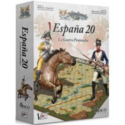 España 20. La Guerra...