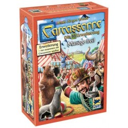 Carcassonne: Manege frei! /...