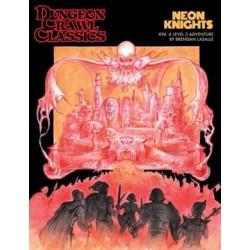 Dungeon Crawl Classics #94:...