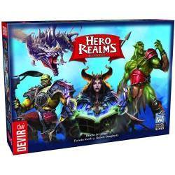 Hero Realms - Sobre de...