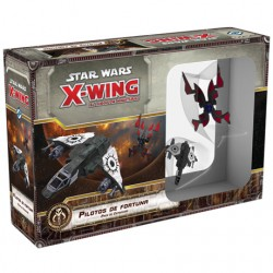 X-Wing. Pilotos de fortuna