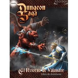 Dungeon Saga: El Retorno de...